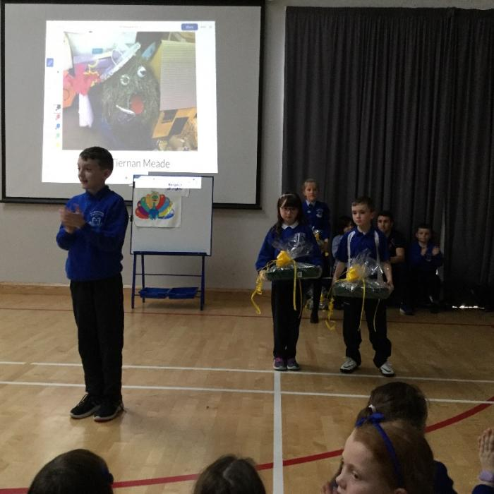 Announcing the winners of our recycling competition