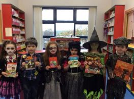 Halloween Literacy Competition Prize Winners