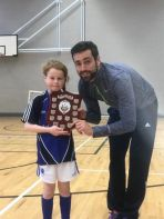 Success for P3/4 Footballers