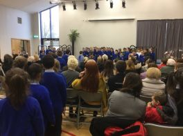 P5 Grandparent Assembly