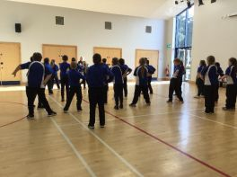 Primary 5 - PE lessons including Gaelic, Dance & Swimming