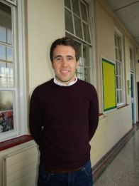 Mr Byrne - Teacher P4/5
